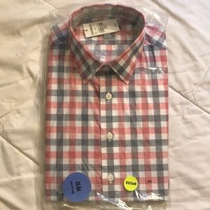 Express Shirts - Express Mens Slim Fitted Casual Shirt - Size XS